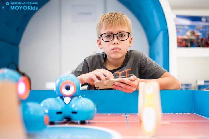 Робототехника для детей от 5 лет