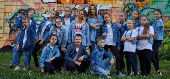 Hip-hop teens