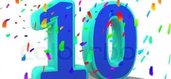 """10-річчя Освітнього центру """"Євро-Курс"""""""