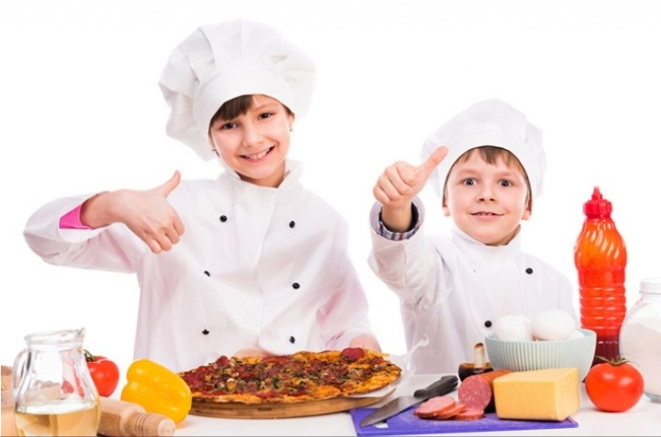 Pizza Party - кулинарный мастер-класс