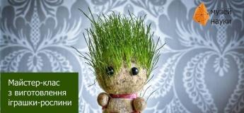 Майстер-клас з виготовлення травянчика