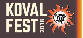 Koval Fest 2018