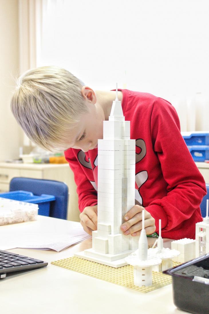 Курс «Архитектура» 8 - 16 лет