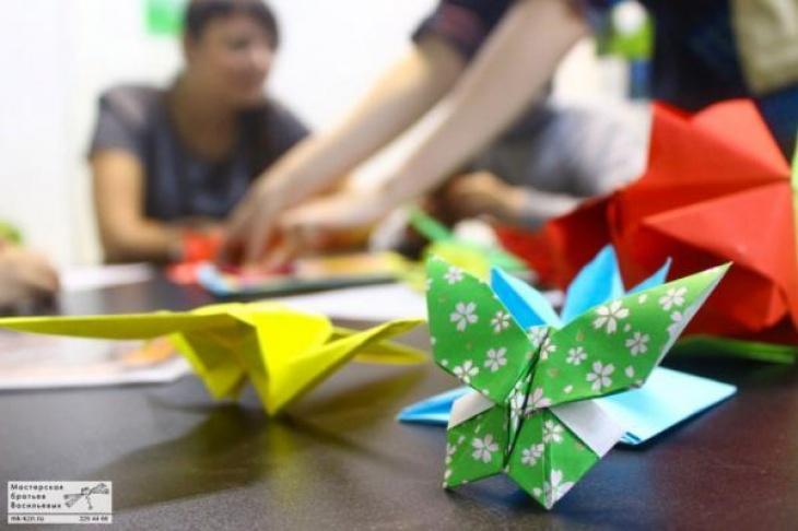 Оригами и бумагопластика