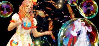 Легенда про снiг на Планетi мильних бульбашок