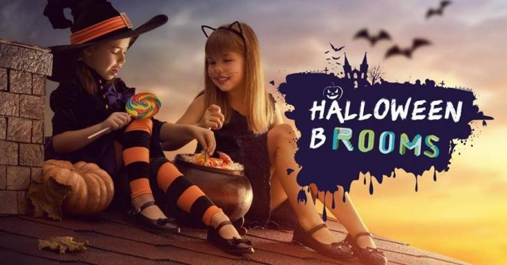 Детский Хэллоуин в Rooms