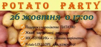 Potato Party!