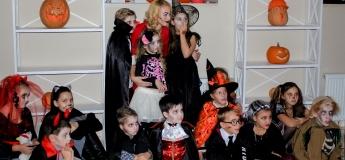 Вечеринки Halloween для детей в «Nickname»