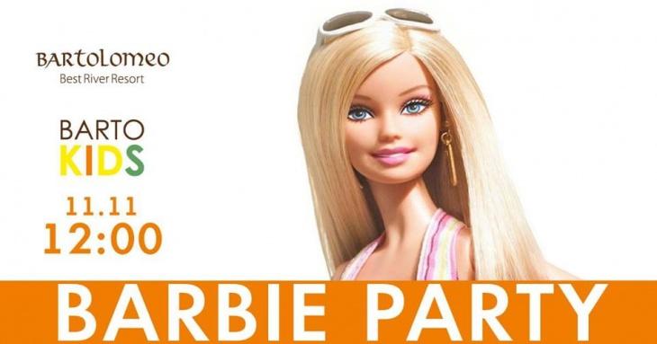 Barbie Party в Barto Kids