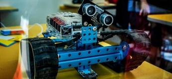 Пробный урок по робототехнике