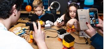 Пробное занятие по робототехнике и программированию