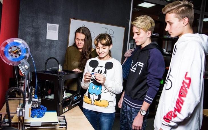 Відкритий урок з 3D-друку та Arduino