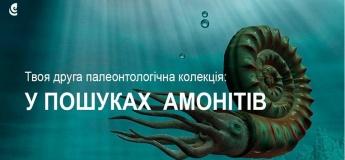 Твоя друга палеонтологічна колекція: у пошуках амонітів