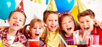 Дитячий день народження в парку розваг 7 ЧУДЕС