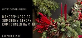 Майстер-клас від Mavka Flowers School