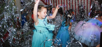 Новогодние вечеринки в образовательном центре Nickname