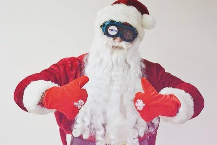 Выездная лаборатория Деда Мороза от ОШОУ