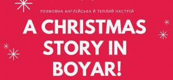 Christmas story in Boyar