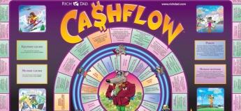 """Финансовый тренинг-игра для подростков и взрослых """"Денежный поток"""" (Cashflow)"""