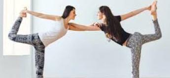 Энергетические практики. Парная йога