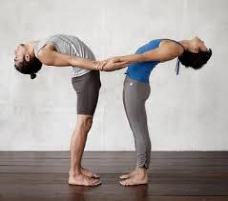 Енергетичні практики. Парна йога