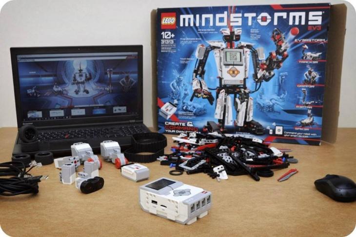 Майстер-клас з робототехніки