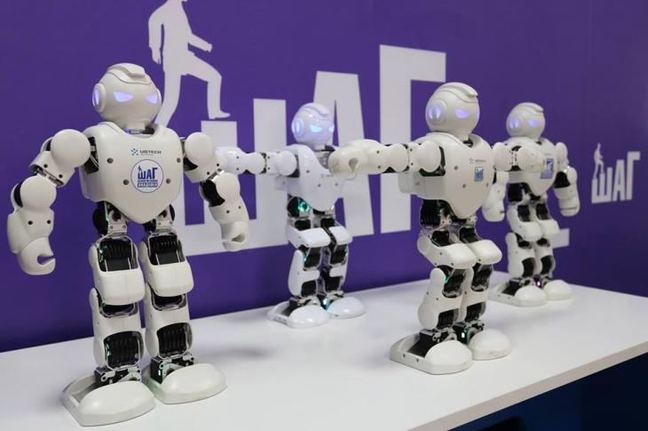 """Зимовий батл роботів в КА """"ШАГ"""""""