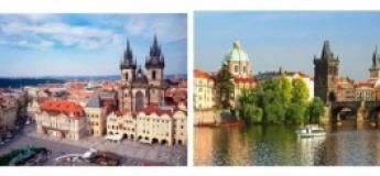 Автобусный экскурсионный тур в Европу