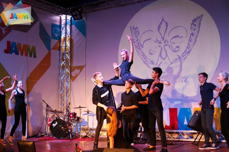 JAMM - лагерь шоу-бизнеса для подростков под Киевом