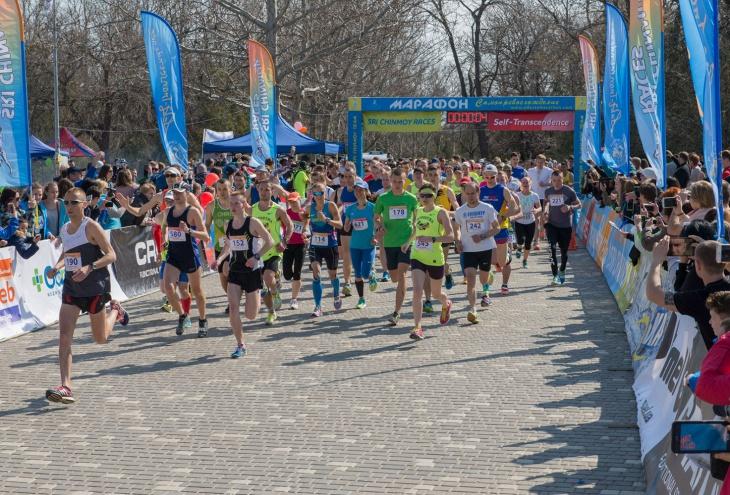"""10-й Одесский международный марафон """"Self-Transcendence"""""""