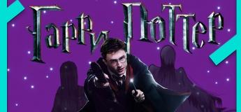 """День народження в стилі квест """"Гаррі Поттер"""""""