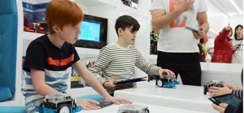 Робототехника с Makeblock для детей от 8 лет