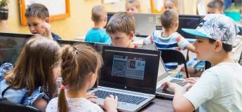 Відкритий урок курсу Minecraft STEM & National Geographic