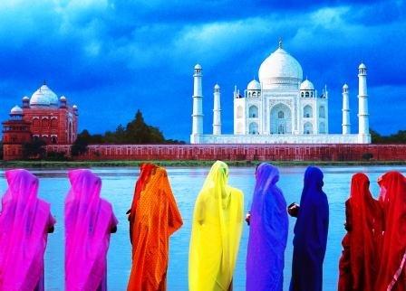 """Огляд-ревю """"Індія. Сарі. Боллівуд"""""""
