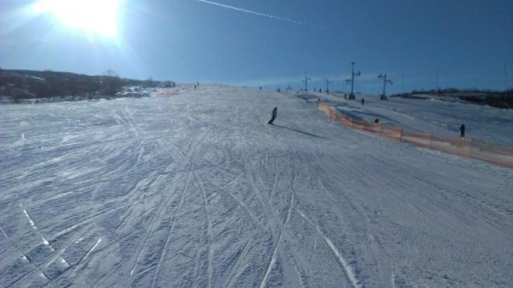 На лыжи в Березовку
