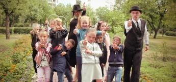Детские выпускные в стиле квест