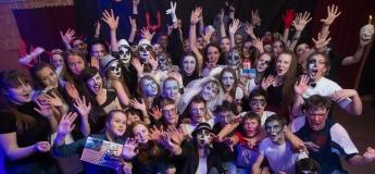 LUXURY квест-шоу «Зомби: вечеринка в честь апокалипсиса»