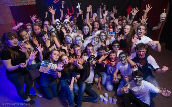 LUXURY квест-шоу «Зомбі: вечірка на честь апокаліпсису»