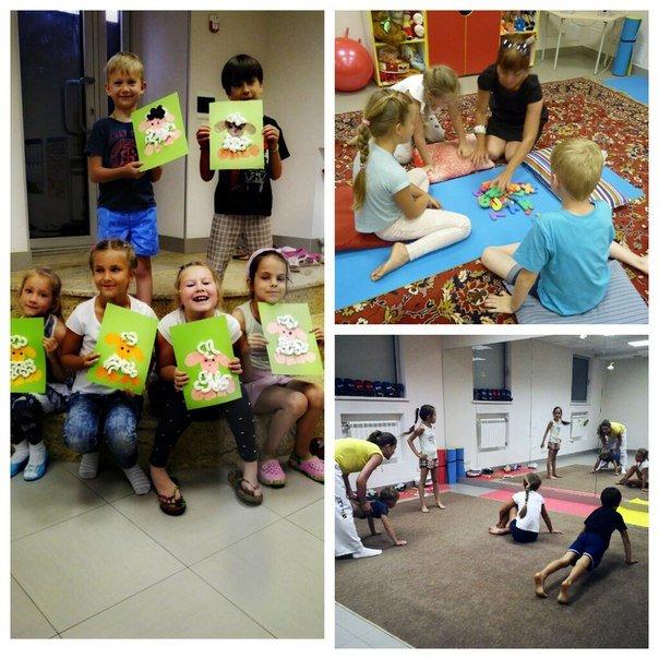 Дневной лагерь в детском развивающем центре «Little People»