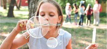Проектный кино лагерь под Киевом для детей от 7 до 17 лет