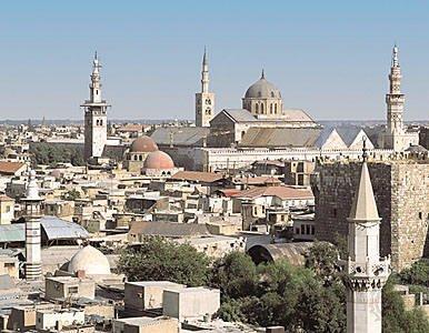 """Віртуальний тур """"Східний колорит і чари Дамаска"""""""