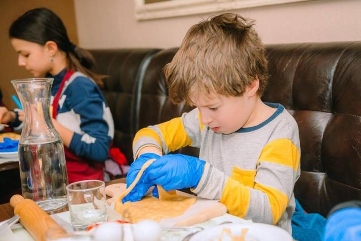 Лимонний майстер-клас Дитячої Кулінарної школи Très Français