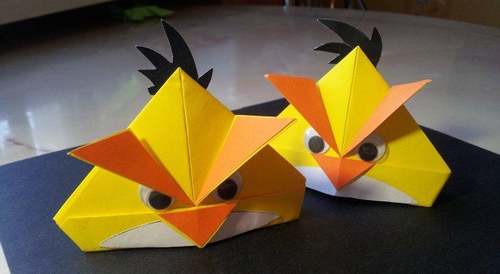 """Уроки оріґамі в """"Веселому Ктулху"""""""