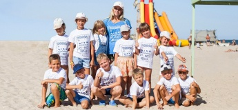 """Літній дитячий табір """"АРТ-ФЕСТ ОДЕСА"""" на Чорноморському узбережжі"""