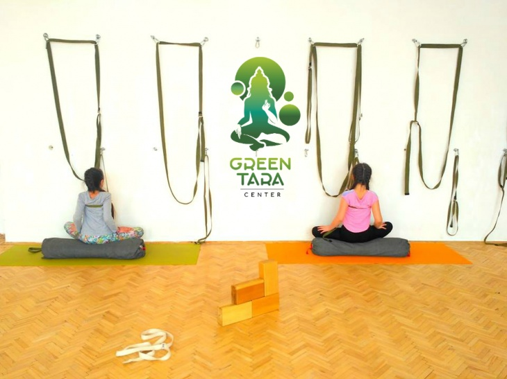 "Школа дитячої йоги ""Green Tara"""