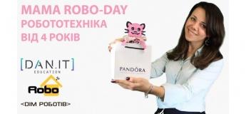 Майстер-клас з робототехніки. Mama Robo-Day