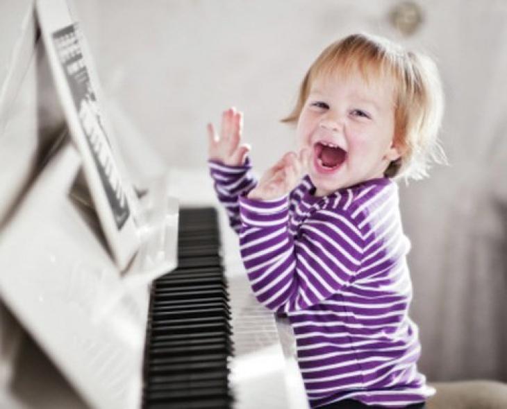 Уроки музыки для детей