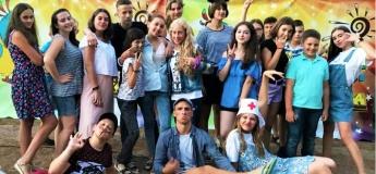"""Детский лагерь в Греции """"Шоколад"""""""