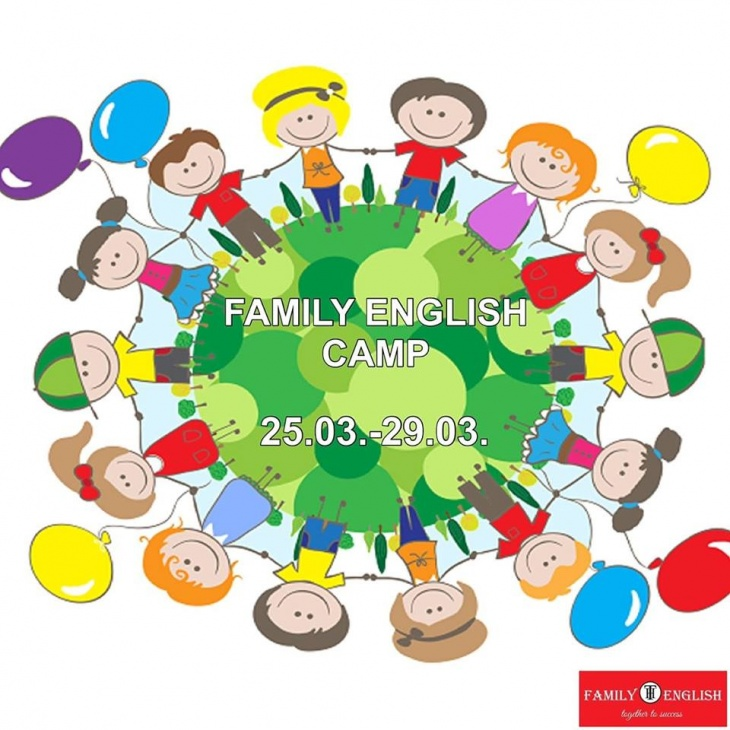 Family English Camp