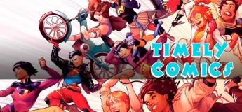 Timely Comics для тінейджерів